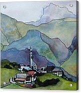 Bolzano Acrylic Print