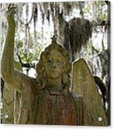 Bonaventure Angels Series - Glory Acrylic Print