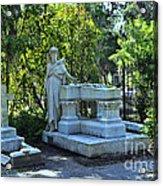 Bonaventure Cemetery 2 Acrylic Print