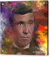 Bond - James Bond 2 - Square Version Acrylic Print