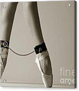 Bondage Ballet Acrylic Print