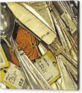 Bondage Acrylic Print