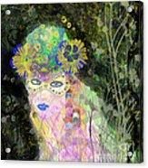 Bonnie Blue Acrylic Print