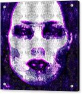 Book Of Jackie Acrylic Print