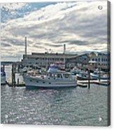 Boothbay Harbor 0231 Acrylic Print