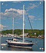 Boothbay Harbor 1390 Acrylic Print