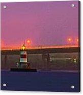 Borden Flats Light 0005 Acrylic Print