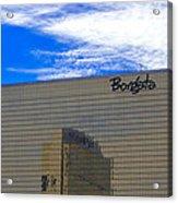 Borgata Acrylic Print