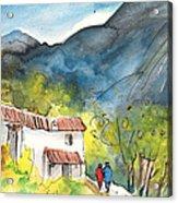 Borgo In Italy 01 Acrylic Print