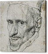 Borja Y Velasco, Gaspar De 1580-1645 Acrylic Print