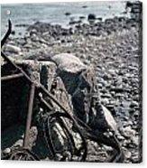 Bornholm Bicycle Acrylic Print