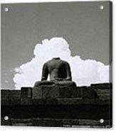 Borobudur Surreal Acrylic Print