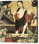 Borrassa, Llu�s 1360-1425 Acrylic Print