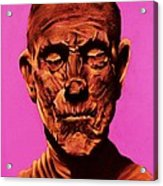 Borris 'the Mummy' Karloff Acrylic Print
