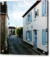 Bosham Hight Street West Sussex Acrylic Print