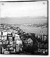Bosphorus View Acrylic Print