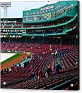 Boston 10 Acrylic Print