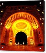 Boston - 50 Rowes Wharf Arch Acrylic Print