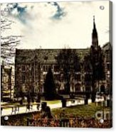 Boston College Acrylic Print
