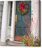 Boston Doorway Two Acrylic Print