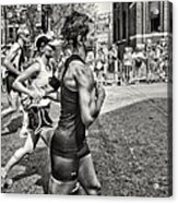 Boston Marathon 2012 Acrylic Print
