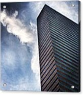 Boston Monolith Acrylic Print