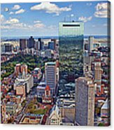 Boston Acrylic Print
