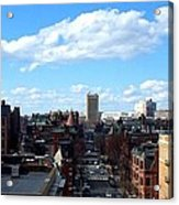 Boston Acrylic Print