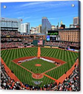 Boston Red Sox V Baltimore Orioles Acrylic Print