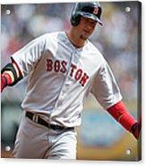 Boston Red Sox V. New York Yankees Acrylic Print