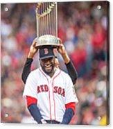 Boston Red Sox V Toronto Blue Jays Acrylic Print