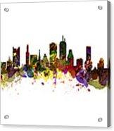 Boston Usa Acrylic Print