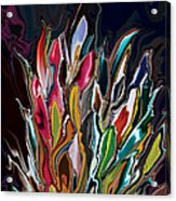 Botanica 3 Acrylic Print