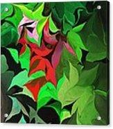 Botanical Fantasy 071613 Acrylic Print