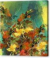Botanical Fantasy 090914 Acrylic Print