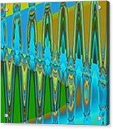 Botanophobia Acrylic Print