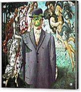 Botticelli Son-of-man 1  Acrylic Print