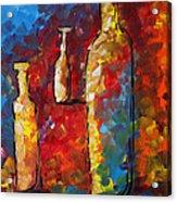 Bottled Dreams Acrylic Print