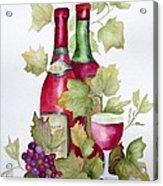 Bottled In 2013 Acrylic Print