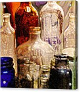Bottled Acrylic Print