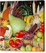 Bountiful Harvest Acrylic Print