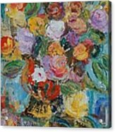 Bouquet 2 - Sold Acrylic Print