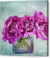 Bouquet Of Beauty Acrylic Print
