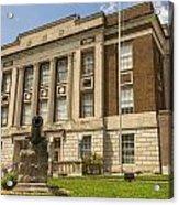 Bourbon County Courthouse 4 Acrylic Print