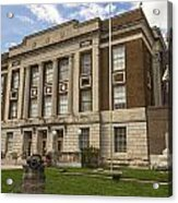 Bourbon County Courthouse 5 Acrylic Print