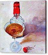 Bourbon Manhattan Acrylic Print