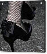 Bow Heels Acrylic Print