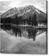 Bow River Banff Alberta Acrylic Print