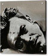 Bowie 3 Acrylic Print