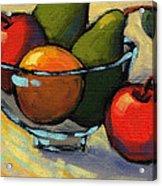 Bowl Of Fruit 5 Acrylic Print